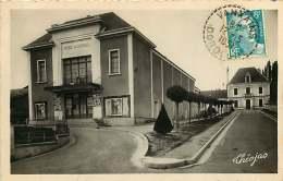 24 - 100917 - RIBERAC - Foyer Municipal Et école Des Filles - Foyer Municipal Cinéma Affiche - Riberac