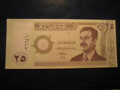 25 Dinars IRAQ Unused UNC Banknote Billet Billete - Iraq