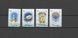 Tuvalu 1994 Space, Apollo Set Of 4 MNH - Space