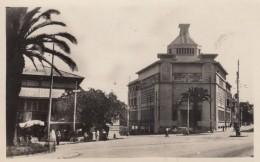 Oran Algeria, Colony House Street Scene Boulevard Du 2nd Zouaves, C1930s Vintage Real Photo Postcard - Oran