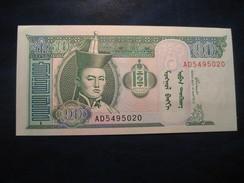 10 T 2005 MONGOLIA Unused UNC Banknote Mongolie Billet Billete - Mongolia