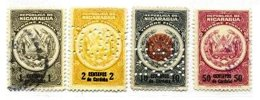 ICARAGUA, Revenues, */o M/U, F/VF - Nicaragua