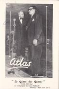 Atlas Le Géant Des Géants (& Jean Nohain) Signée - Cirque
