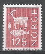 Norway 1975. Scott #614 (U) Rock Carvings - Norvège