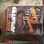 HURRA JUVENTUS RICOMINCIO DA BAGGIO - Books, Magazines, Comics