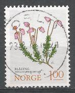 Norway 1973. Scott #628 (U) Phyllodoce Corrulea, Flowers - Norvège