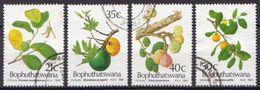 Bophuthatswana Used Set - Fruit