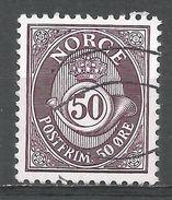 Norway 1978. Scott #710 (U) Post Horn - Norvège