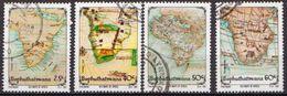 Bophuthatswana Used Set - Géographie