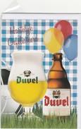 Verjaardagskaart  Duvel - Autres Collections
