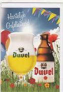 Verjaardagskaart  Duvel - Otros