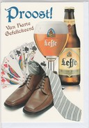 Verjaardagskaart    Leffe - Other Collections
