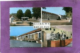 55 BAR LE DUC C.I.I.S.S. Caserne Oudinot Multivues - Militaria - Bar Le Duc
