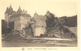 Durbuy - CPA - Ardenne Belge - Château D'Ursel - Durbuy