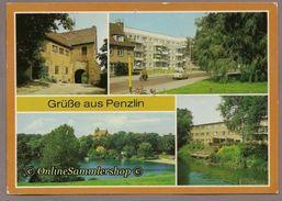 (DH8) BRD - AK :  Penzlin - Deutschland