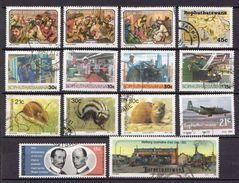 Bophuthatswana 14 Used Stamps - Bophuthatswana