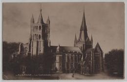 Lausanne - La Cathedrale - Photo: Perrochet - VD Vaud