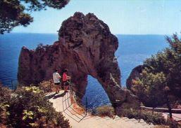 Capri - Arco Nazionale - 21 - Formato Grande Viaggiata – E 4 - Napoli (Naples)