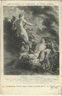 Maitres De L´Estampe Du XVIII Siecle - J.C. Le Vasseur - L´oeuvre De Vanloo - Diane Et Endunion - 2 Scans - Pintura & Cuadros