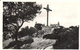 POSTAL      SAN SALVADOR  -FELANITZ - ISLAS BALEARES  - CRUZ DEL PICOT  (CROIX DU PICOT ) - España