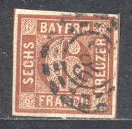 Bayern 4 II Sauber Gest. OMR 289 (LINDAU) - Bayern
