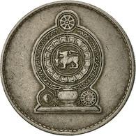 Sri Lanka, Rupee, 1982, TB, Copper-nickel, KM:136.2 - Sri Lanka