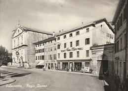 7531.   Palmanova Regio Duomo Gino Olivo Tessuti Mobili 1961 Animata - Italie