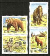 IRLANDA  Animali Animals Serie Nuova** MNH - 1949-... Repubblica D'Irlanda