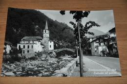 1120- Fontainemore, Entrata Al Paese - Non Classificati