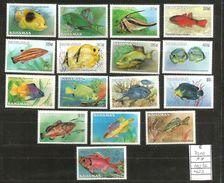 BHAMAS Pesci Fish Serie Completa Nuova** MNH - Bahamas (1973-...)