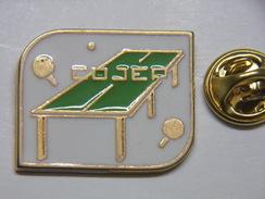Pin's - Tennis De Table COJEP - Table Tennis