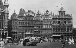 BRUXELLES - Grand'Place - Places, Squares