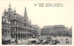 BRUXELLES - Grand'Place, Côté Nord-Est - Places, Squares