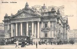 BRUXELLES - La Bourse - Monuments