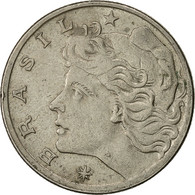 Brésil, 10 Centavos, 1970, TB, Copper-nickel, KM:578.2 - Brazil
