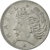 Brésil, 5 Centavos, 1969, TB+, Stainless Steel, KM:577.2 - Brazil