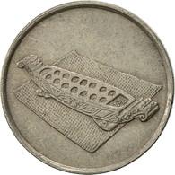 Malaysie, 10 Sen, 1991, TB+, Copper-nickel, KM:51 - Malaysie