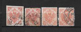 LOTE 1563  ///    AUSTRIA ORIENTE - Oriente Austriaco