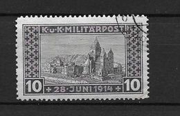LOTE 1563  ///    AUSTRIA  CORREO MILITAR  LUXE - 1850-1918 Imperium
