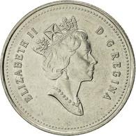 Canada, Elizabeth II, 25 Cents, 1994, Royal Canadian Mint, Ottawa, TTB+, Nickel - Canada