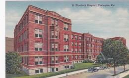 Kentucky Covington St Elizabeth Hospital Curteich - Covington