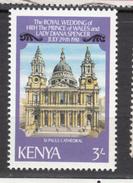 Kenya, Cathédrale St. Paul, St. Pauls Cathedral, Londres, London, Lady Diana Spencer, Prince Charle, Mariage, Wedding - Kirchen U. Kathedralen