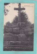 Small Antique Postcard Of Monument De La Guerre De 1870,Amanvillers, Grand Est, France,K59. - France