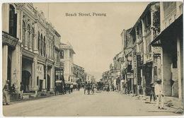 Penang Beach Street - Malaysia