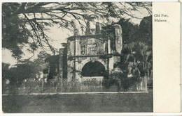 Malacca Old Fort - Malaysia