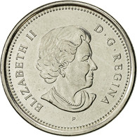 Canada, Elizabeth II, 25 Cents, 2006, Royal Canadian Mint, SUP, Nickel Plated - Canada