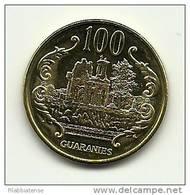 1996 - Paraguay 100 Guaranies, - Paraguay