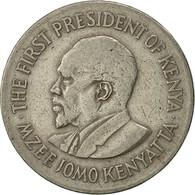 Kenya, Shilling, 1974, TB, Copper-nickel, KM:14 - Kenya