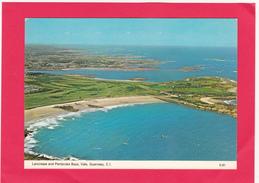 Modern Post Card Of Lancresse And Pembroke Bays,Vale,Guernsey,Channel Islands,B32. - Guernsey