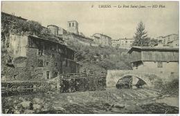 63 THIERS. Le Pont Saint-Jean - Thiers